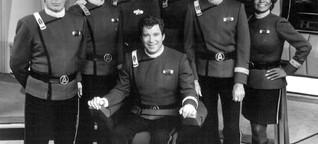 """Zeitloses Format mit Botschaft: """"Star Trek"""" wird 55"""
