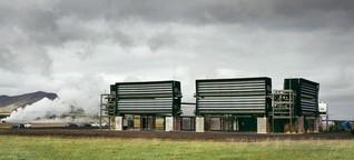 DAC-Technologie: Der CO₂-Staubsauger