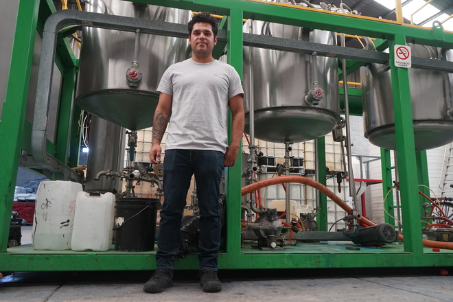 Biofuel in Mexico: Uphill battle