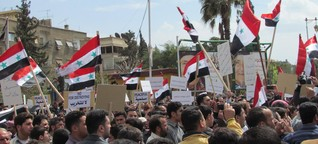 Syrischer Geheimdienst: Schlägertruppe statt IT-Experten