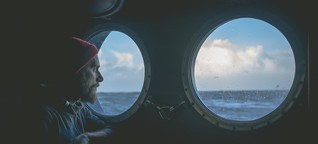 Schifffahrtspsychologie: Not an Bord