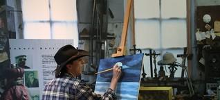 Malen wie von Geisterhand