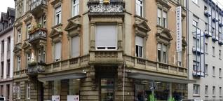 Neue Filiale des Markthauses und GBG-Büro in der Mittelstraße