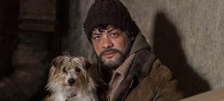 Als Obdachloser begegnete Schauspieler Carlo Ljubek eigenen Ängsten