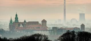 Stoßlüften für Europas Smogchampion: Wie sich ein Land von der Luftverschmutzung befreit