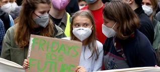 Internationaler Klimaprotest: Globale Erhitzung