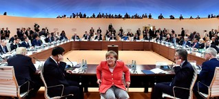 """Så minns """"Generation Merkel"""" hennes tid som kansler"""