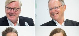 Grüne starten bei Kommunalwahl durch: CDU und SPD vorn