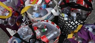 Der Recycling-Schwindel: Was mit unseren Pfandflaschen nach dem Zurückbringen wirklich passiert