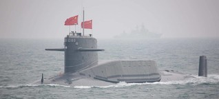 Welche Militärstrategie hat China? odysso 2021