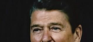 Ronald Reagan - Der missverstandene US-Präsident? - Wissen | ARD Audiothek
