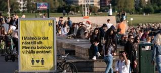 Schweden kehrt zur Normalität zurück