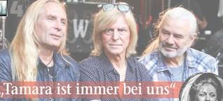 """""""Silly"""": Neues Album, neue Sängerinnen - doch immer mit Tamara Danz im Kopf"""