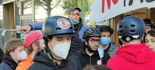 Start-up Gorillas entlässt streikende Fahrradkuriere
