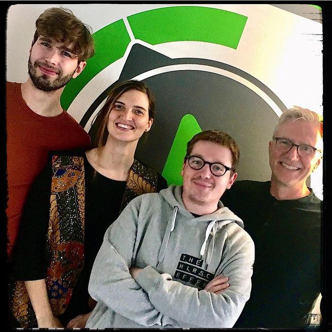 """Gastmoderation im Podcast """"Das musikalische Quartett"""""""