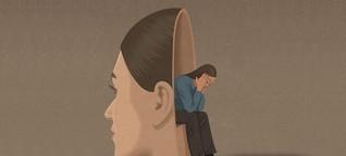Psychische Gesundheit: Der schwere Weg zur Therapie