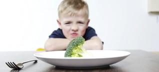 Forscher finden heraus, warum viele Kinder keinen Brokkoli mögen