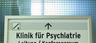 """Zwangsbehandlung in der Psychiatrie: """"Daran könnte man verrückt werden"""""""