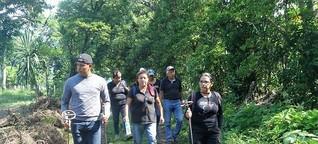 Knochenarbeit in Mexiko: Angehörige suchen ihre Verschwundenen