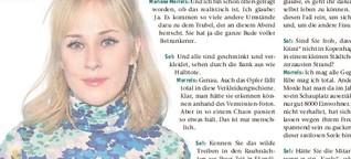 Marlene Morreis über ihre Hauptrolle in den neuen ARD-