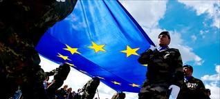 Europäische Souveränität - Kräftemessen mit den Großmächten