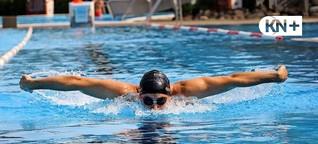 Mit 1000 Meter Schmetterlingsschwimmen zum Weltrekord