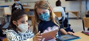 Grundschule digital: So lernt eine Tablet-Klasse