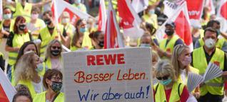 Tarifstreit beigelegt: Mehr Gehalt für Beschäftigte im Einzelhandel in Berlin und Brandenburg
