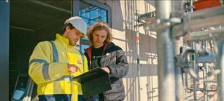 Potsdamer Start-up entwickelt smarte Software für die Baustelle