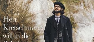 Über Johannes Kretschmann