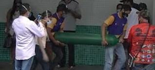 Brasilien: Kein Sauerstoff für Corona-Patienten