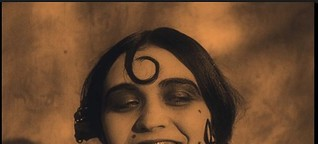 Oper Carmen als Stummfilm von 1918 [1]