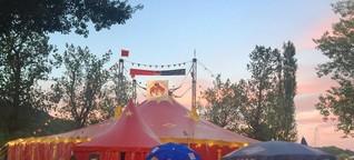 Manege frei für das Eulenspiegel Zeltfestival