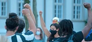 """""""Rassismus ist eine globale Pandemie"""""""