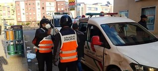 طنجة .. ضبط مواطن فرنسي من أصول جزائرية للاشتباه في تورطه في قضايا التهريب الدولي للمخدرات